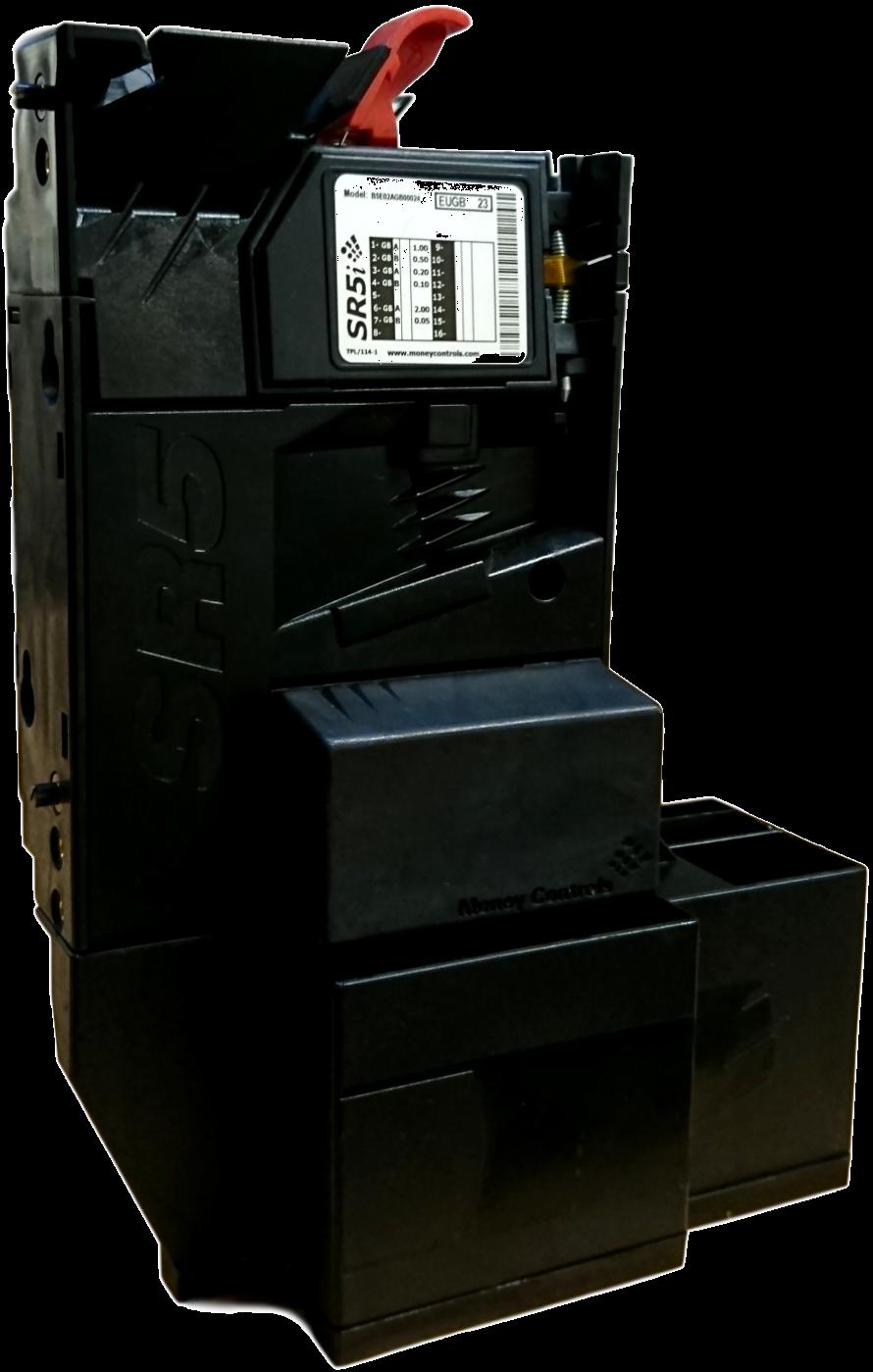 SR5i Serial Coin Mechanism
