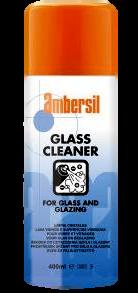 400ml Glass Cleaner