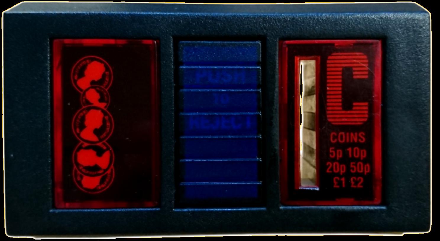 Mars Electronics Coin Bezel