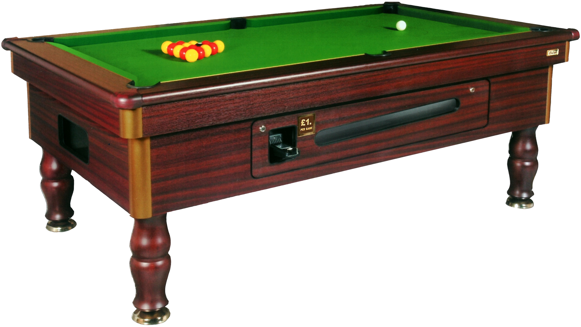Regent Mahogany Pool Table