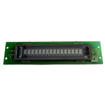 Bell Fruit 16 Character Alphanumeric Display (31-761-001 ISS 1)