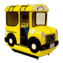 Balamory Bus Childrens Ride