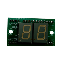 Barcrest Dual LED Display Unit (20mm)