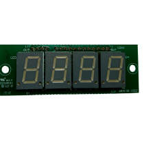 Barcrest Quad LED Display Unit (20mm)