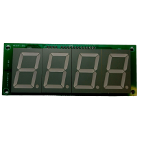 Barcrest Quad LED Display Unit (45mm)