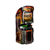 Raw Thrills - Big Buck Hunter Safari Twin Shooting Game