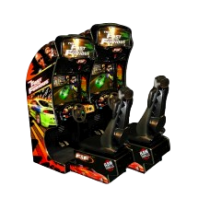Raw Thrills - Fast And Furious Twin Driver
