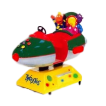 Tweenies Rocket Childrens Ride