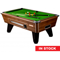 Supreme Winner Pool Table (Walnut Finish)